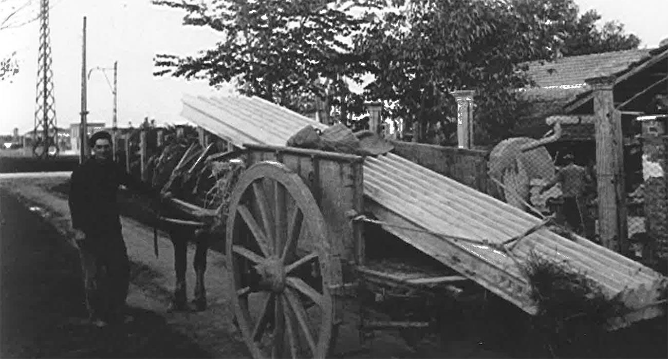 La nascita dell'industria italiana della prefabbricazione cementizia