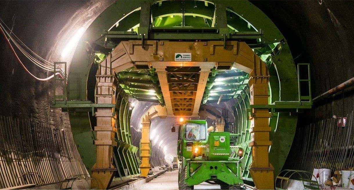 Costruire in Calcestruzzo: Infrastrutture Sotterranee